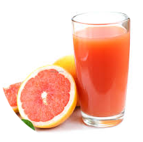grapefruit fresh juice