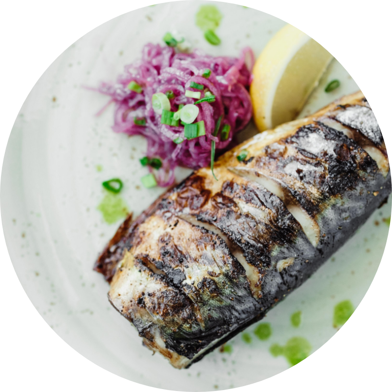 Mackerel Shish-kebab