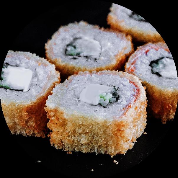 Philadelphia tempura roll