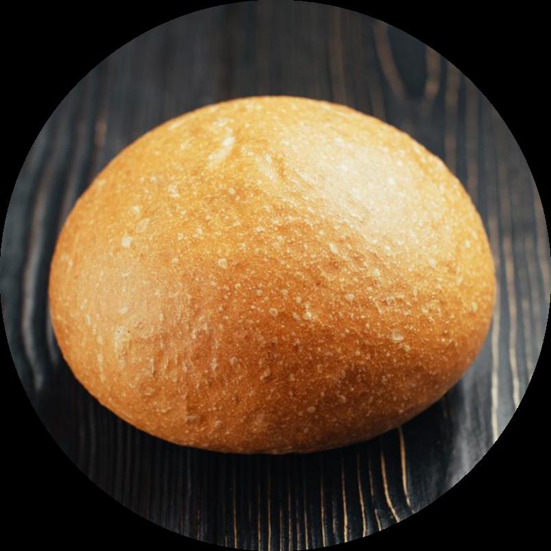 пшеничная булочка