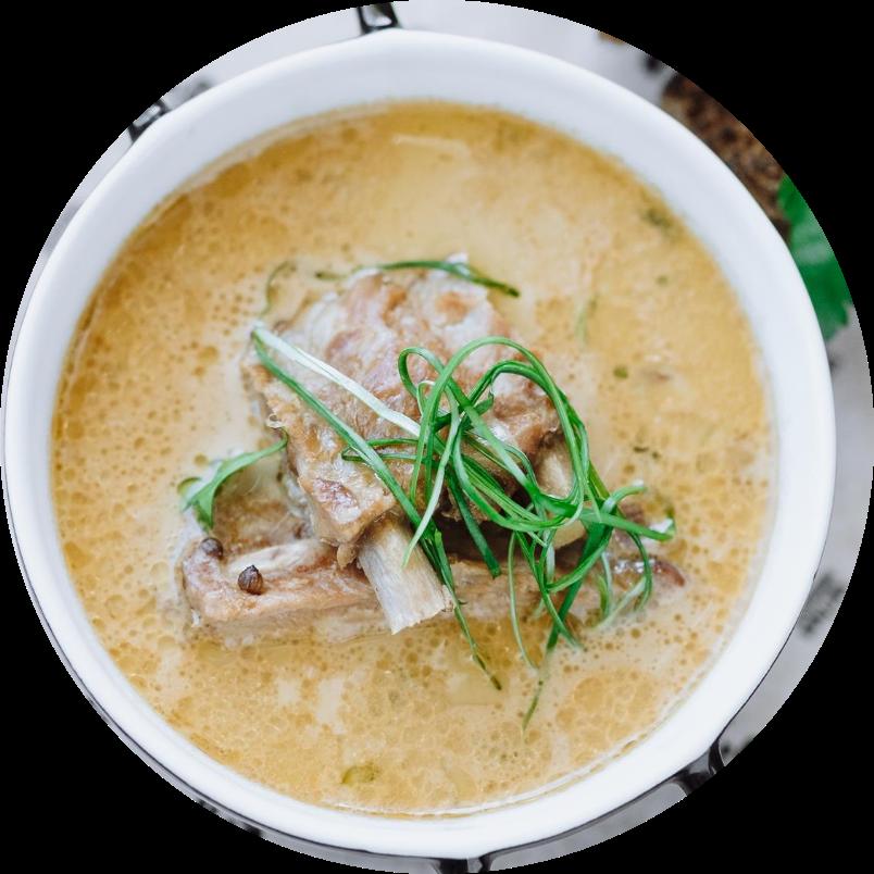Beer soup
