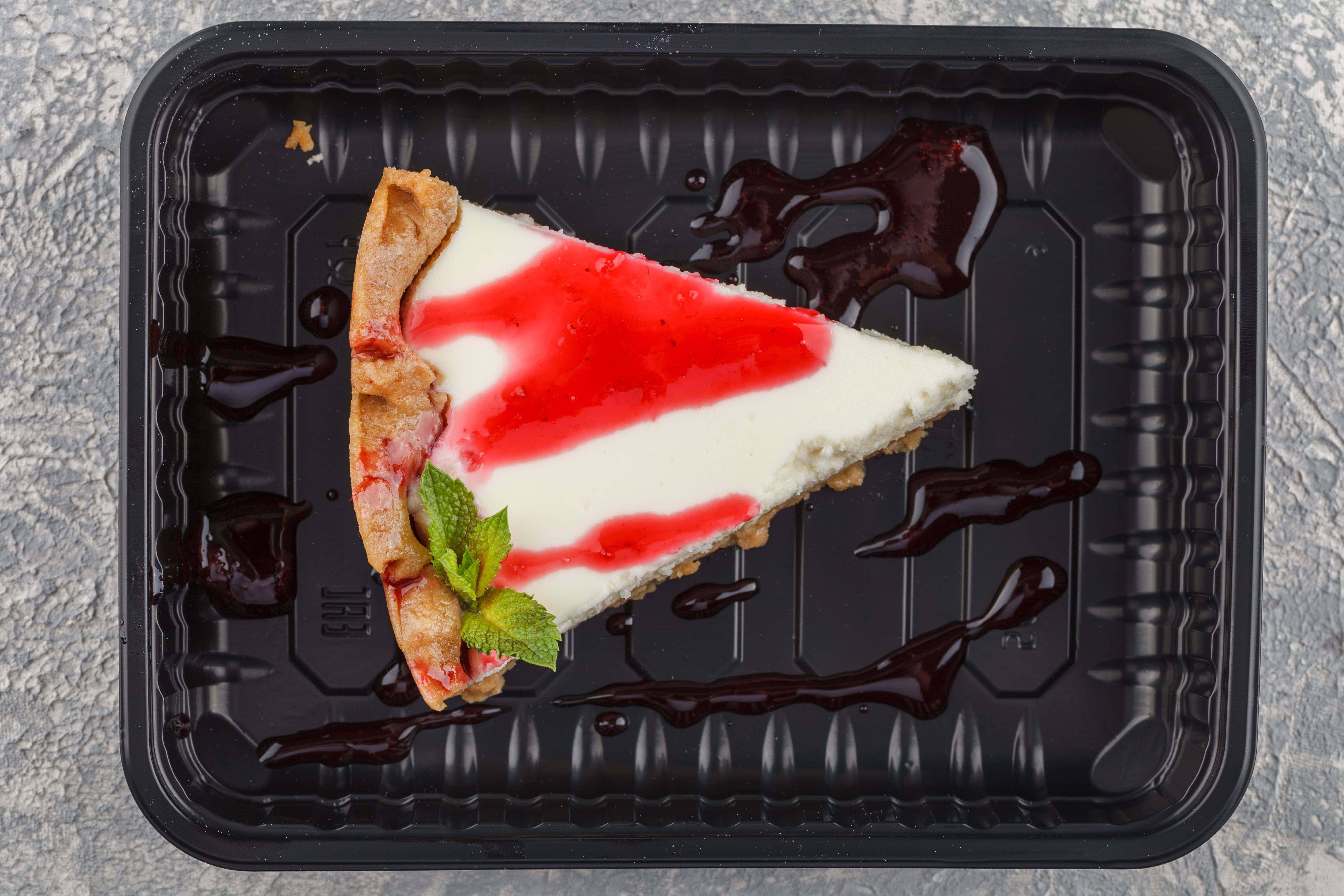 Classic cheese cake
