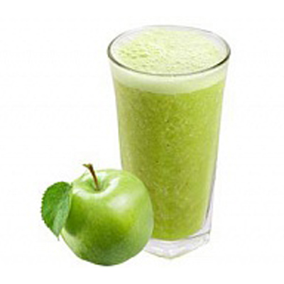 apple fresh juice